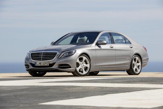 Weltpremiere Mercedes S-Klasse - Nichts als das Beste (Kurzfassung)