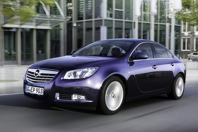 Opel Insignia Biturbo 2.0 CDTI - Power-Diesel mit Doppel-Turbo (Kurzfassung)