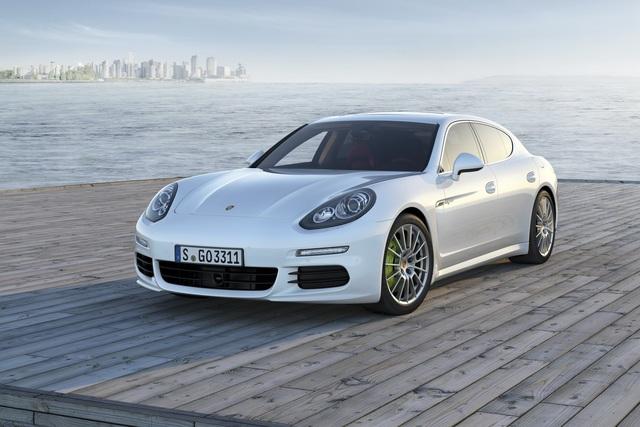 Porsche Panamera S E-Hybrid - Oberklasse unter Strom
