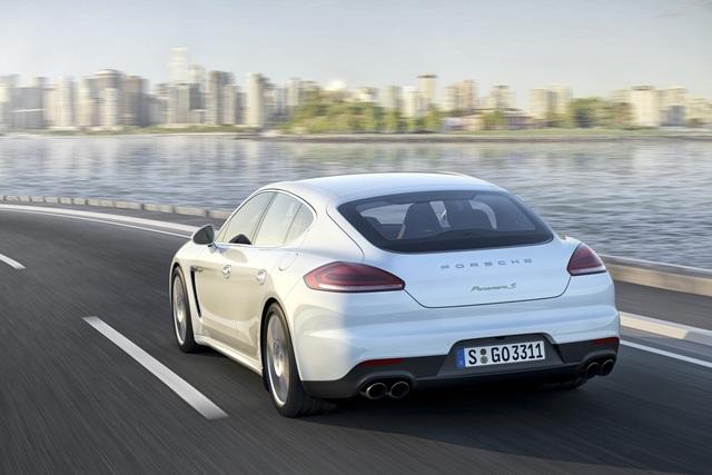 Sauberer Strom für E-Mobile - Porsche mit grünem Gewissen