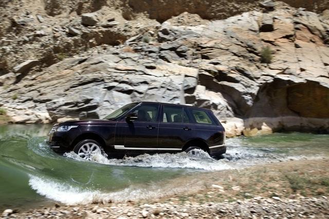 Range Rover - Die vierte Generation startet (Kurzfassung)