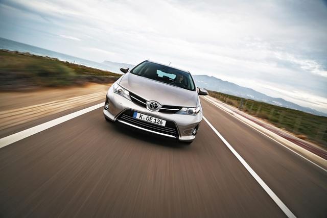 Toyota Auris - Neu in Form (Kurzfassung)