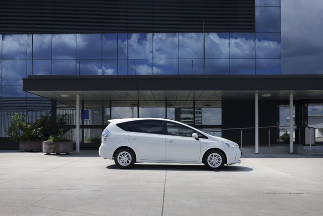 Toyota Prius+ - Familienangelegenheit (Kurzfassung)