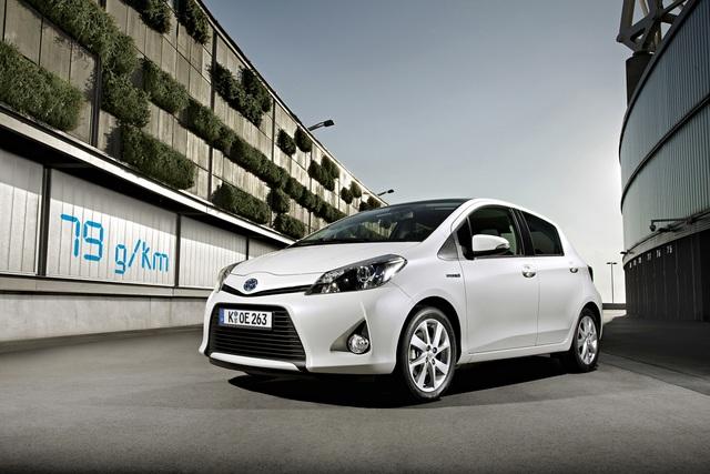 Toyota Yaris Hybrid - Klein-Sparer (Kurzfassung)