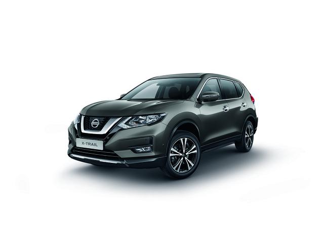 Nissan X-Trail N-Way - Beste Sicht im Sondermodell