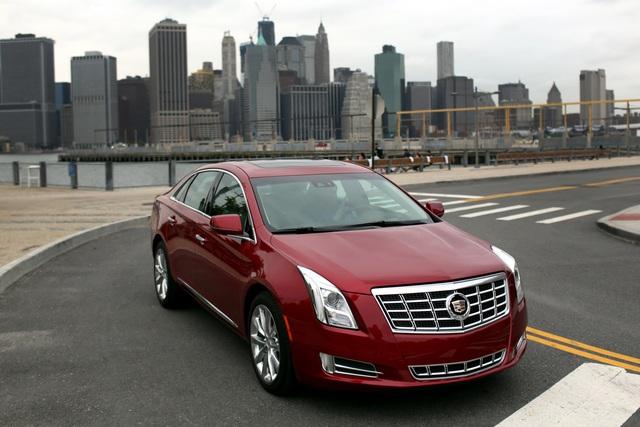 Cadillac XTS - Für lange Highways (Kurzfassung)