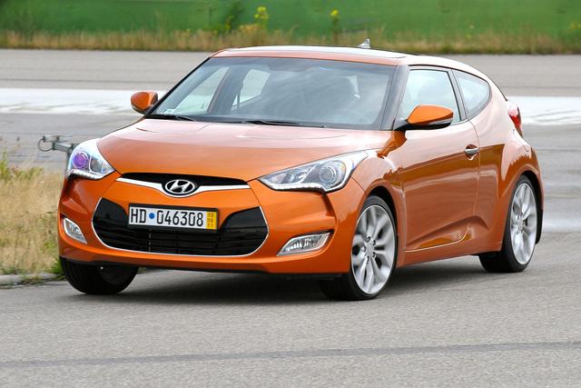 Fahrbericht: Hyundai Veloster - Originell und günstig (Kurzfassung)