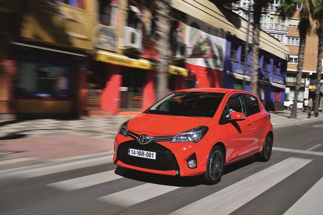 Toyota Yaris überarbeitet - Mehr Wert