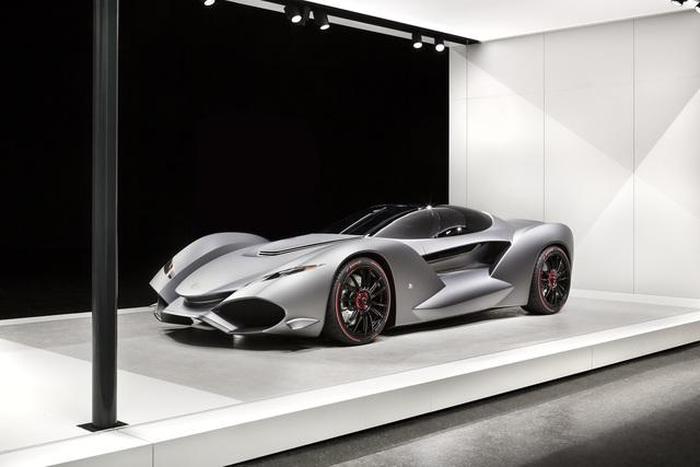 Zagato IsoRivolta Vision Gran Turismo - Konsolen-Renner mit Echt-Option