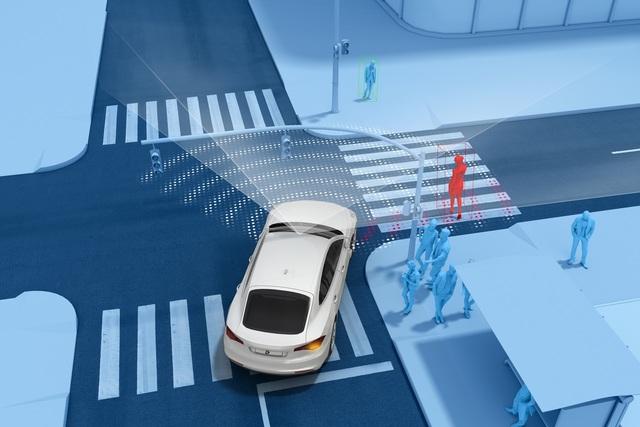 ZF entwickelt neue Assistenzsysteme - Bald schaut das Auto auch ums Eck