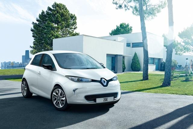 Renault Zoe - Ein Chamäleon an der Steckdose (Kurzfassung)