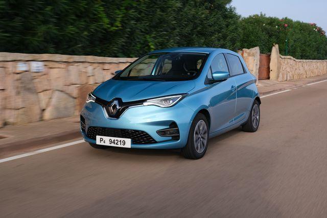 Renault Zoe - Wallbox gratis