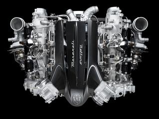 Maserati Nettuno - Feuriger V6