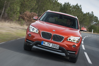 BMW X1 - Altes Gesicht und neue Motoren (Kurzfassung)