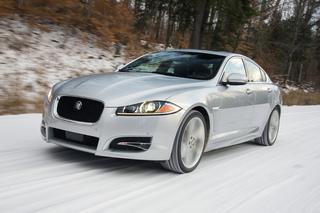 Jaguar XF und XJ Allrad - Auf allen vieren (Kurzfassung)
