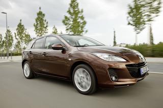 Mazda3 Facelift - Creme statt Messer (Kurzfassung)