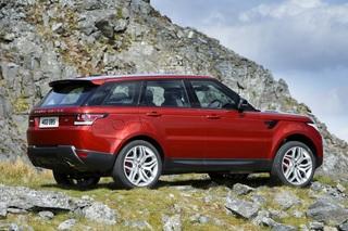 Range Rover Sport - Drahtiger Brite  (Kurzfassung)