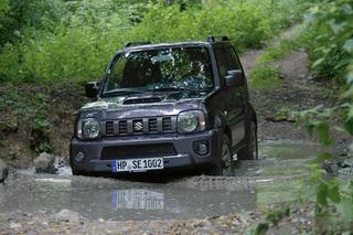 Gebrauchtwagen-Check: Suzuki Jimny - Gute Performance im Gelände, w...