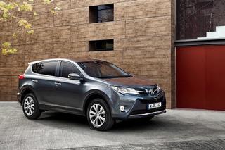 Toyota RAV4 - Neue Größe (Kurzfassung)