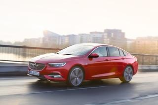 Fahrbericht: Opel Insignia Grand Sport - Neue Leichtigkeit