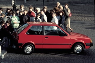 Tradition: Fünf Generationen Nissan Micra  - Simpelligenter Spaßmacher