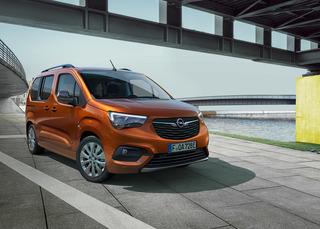 Opel Combo-e Life   - Start für den Elektro-Van