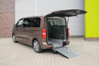 Opel Zafira e-Life - Jetzt auch behindertengerecht