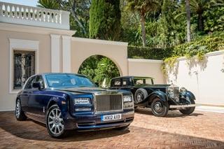 Tradition: Rolls-Royce Phantom - Königs-Klasse für Majestäten und M...