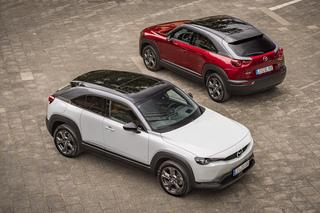 Mazda MX-30  - Mehr Optionen für den Stromer