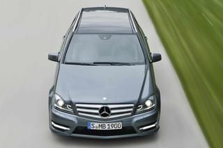 Mercedes-Benz C-Klasse - Nach oben orientiert (Update)