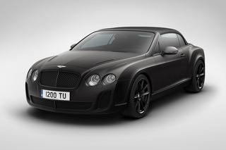 Bentley Supersports Convertible Ice Speed Record - Der stärkste Ben...