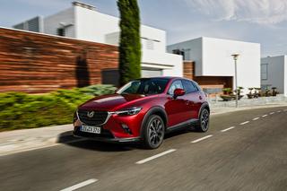 Fahrbericht: Mazda CX-3 Facelift - Verbesserte Details, gleicher Preis