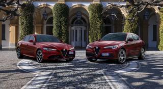 Alfa Romeo Giulia und Stelvio  - Hommage an die Schönheit