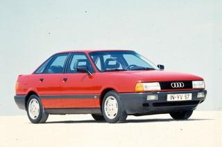 30 Jahre Audi 80/Audi 90 (B3, Typ 89) - Das Ei des Kolumbus