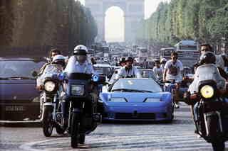 30 Jahre Bugatti EB 110 - Der Traum des Romano Artioli