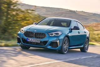 BMW 2er Gran Coupé - Der CLA aus München
