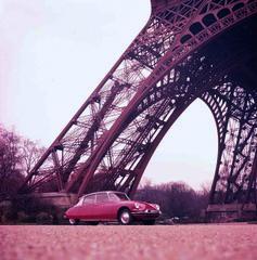 Tradition Pariser Oberklasse vom Citroen DS zum DS 9 - Pracht, Pres...