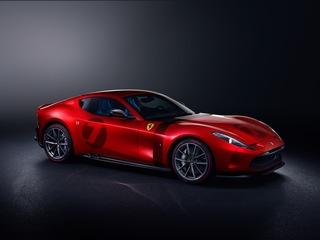 Ferrari Omologato - Retro-Renner