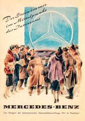 Tradition: Die erste Nachkriegs-IAA vor 70 Jahren - Träume vom schn...