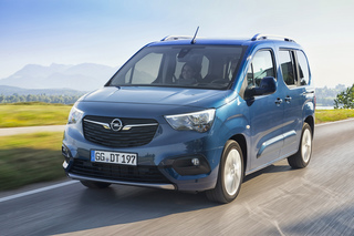 Fahrbericht: Opel Combo Life - Platz satt