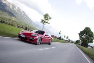 Porsche Panamera - Zehn auf einen Streich (Kurzfassung)
