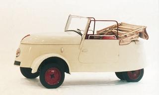 Tradition: 80 Jahre Peugeot Elektro-Automobile  - Konventionellen A...