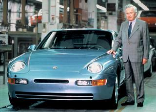 Tradition 30 Jahre Porsche 968 - Finale Furioso
