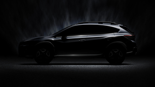 Subaru XV - Crossover-Premiere in Genf