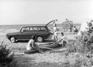 Tradition 60 Jahre Volkswagen 1500/1600 (Typ 3) - Für fortschrittli...