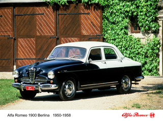 Tradition: 70 Jahre Alfa Romeo 1900 - Mit Vollgas und Vielfalt in d...