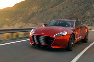 Aston Martin Rapide S - Mehr Leistung für die Powerlimousine