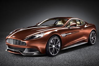 Aston Martin Vanquish - Der Spiel-Kamerad
