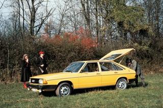 40 Jahre Audi Avant  - Schön, schnell und schräg