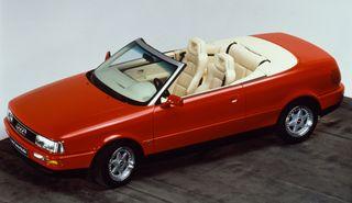 Tradition:30 Jahre Audi Cabriolet - Punktlandung im Premium-Club